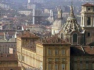 В Турине обнаружили руины базилики и некрополя IV - V вв.