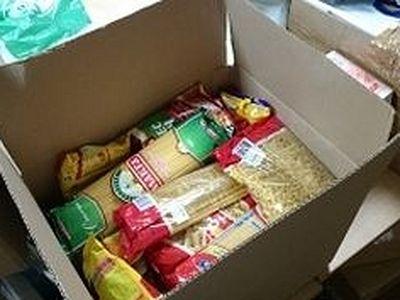 Фонд свт. Василия Великого: Украинские беженцы нуждаются в продуктах