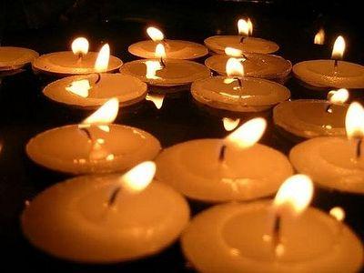 Christian human rights center hold a commemorative act near the Ukrainian embassy