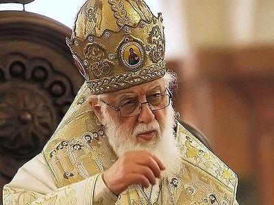 Патриарх Грузии призвал подключиться к проекту «Книга каждому селу»