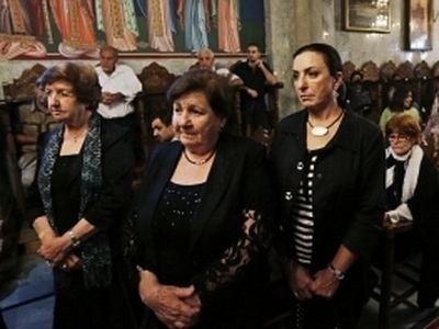 Gaza's tiny Christian community under siege