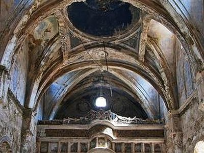 Turkey's religious ghost town