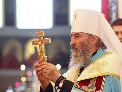 В.Р. Легойда: Избрание митрополита Онуфрия укрепляет надежду на мир