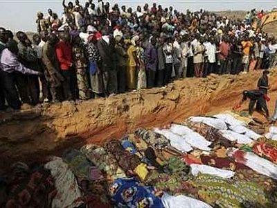 Исламисты в Нигерии похитили еще 100 человек