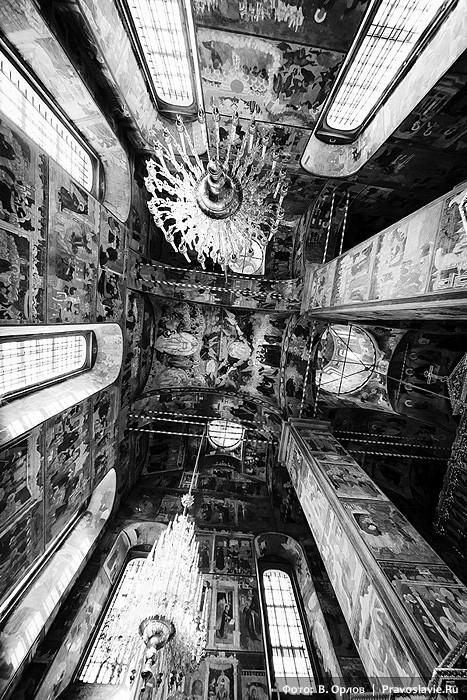 Роспись Введенского собора