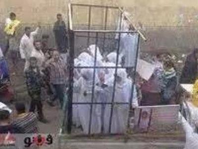 На рынке в Мосуле продают захваченных в плен христианок и йезидок