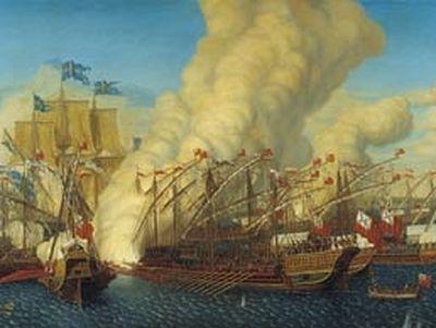 Победа русского оружия в день целителя Пантелеимона