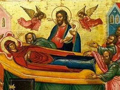 Смерть как повод для праздника