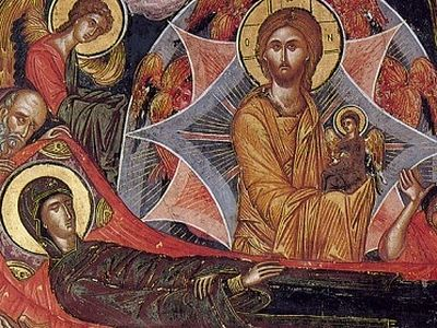 On the Leave-taking of the Dormition