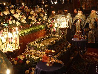 В Святогорской лавре торжественно почтили праздник Успения Пресвятой Богородицы