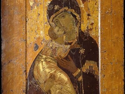 Commemoration of the Vladimir Icon of the Mother of God and the deliverance of Moscow from the Invasion of Tamerlane