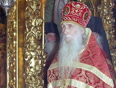 Отец Кирилл похож на Преподобного
