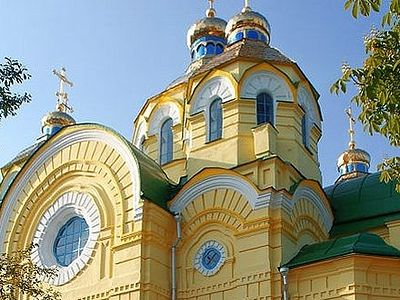 Schismatics seize three more churches in the Ukraine