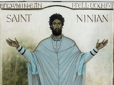 Saint Ninian of Whithorn, Apostle of the Southern Picts, Wonderworker