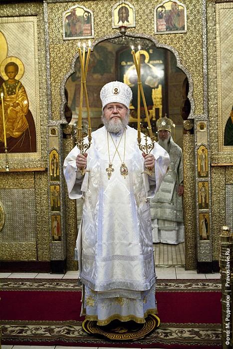 Митрополит Иларион, Первоиерарх Русской Православной Церкви Заграницей