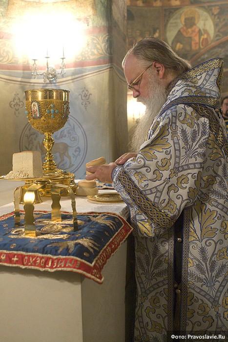 Архиепископ Костромской и Галичский Алексий