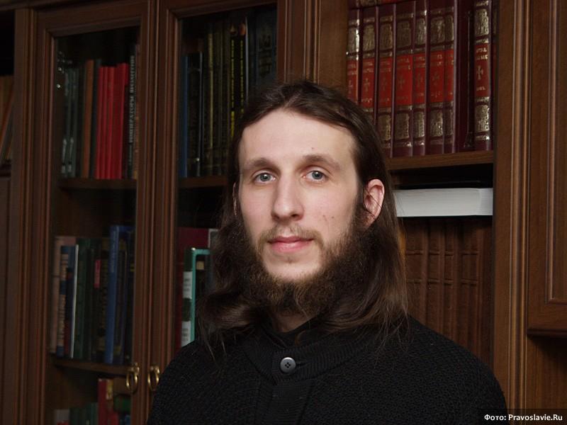 Иеромонах Симеон, руководитель издательства
