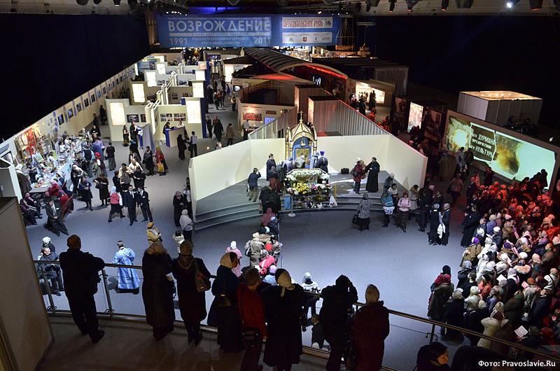 Выставка «Русская Православная Церковь – итоги двадцатилетия: 1991–2011»
