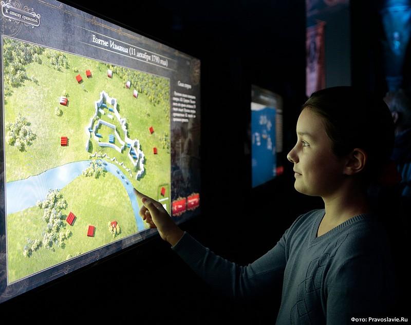Интерактивные карты на вставке