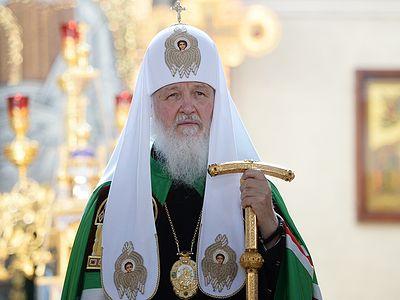 Слово Патриарха