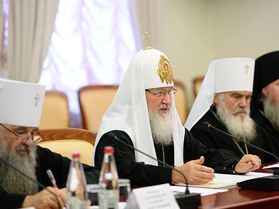 Святейший Патриарх Кирилл обеспокоен распространением сект на Дальнем Востоке