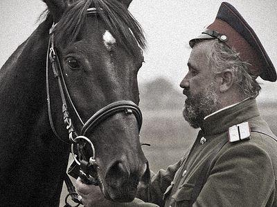 О прапрадеде Фёдоре, бабушке Тале и коне Топазе
