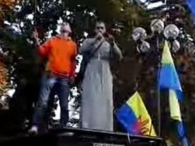 В Киеве униатский священник потребовал запретить посещение православных храмов