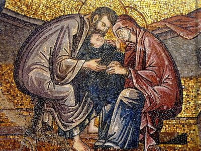Sermon on the Nativity of the Mother of God