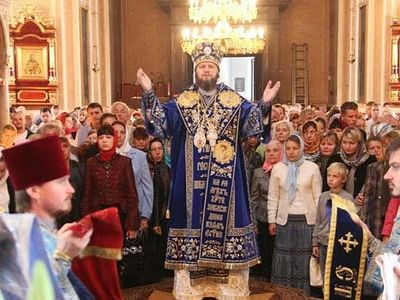 Calls for seizure of Orthodox churches in Sumy