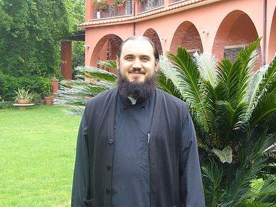 Архим. Афанасий: «В Италии проявляют всё больше интереса к Православию»
