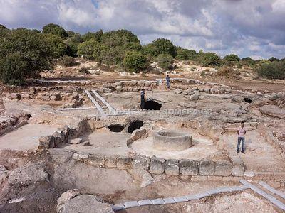 На территории Израиля археологи обнаружили древний монастырь