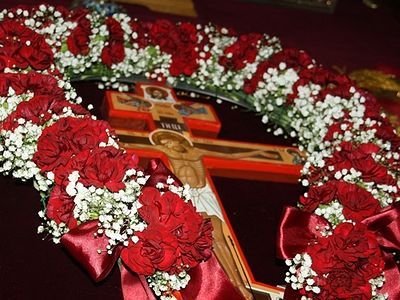 History tied to feast of the cross