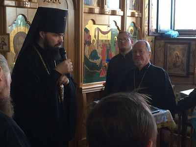 "Archbishop Mitrophan of Horlivka and Sloviansk: ""We did not understand what peace was."""