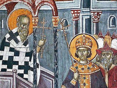 Благословение Креста