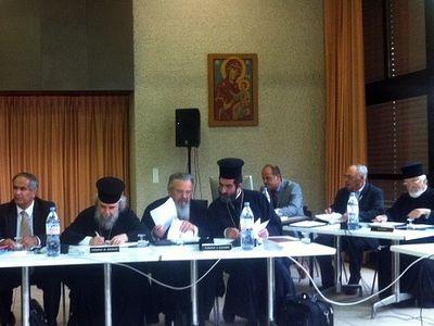 Начала работу Специальная межправославная комиссия по подготовке Всеправославного Собора