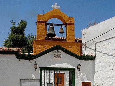 В Греции ограблен монастырь и храм