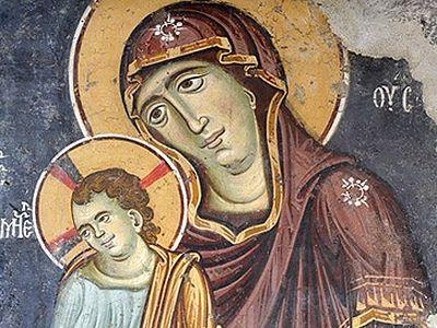 Богородица Левишка