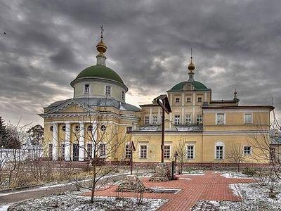 St Tikhon Monastery Virtual Tour