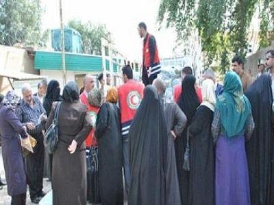 Церкви Курдистана становятся прибежищем для беженцев от ИГИЛ