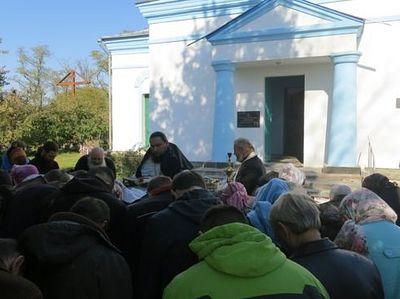 Киевская область: православные просят защиты у городских властей