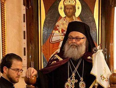 Патриарх Антиохийский Иоанн Х: «Мы призваны свыше стоять за нашу землю и ближних»