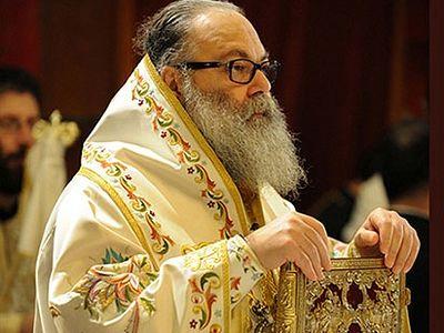 Антиохийский Патриарх посетит Афонский монастырь, в котором принял постриг