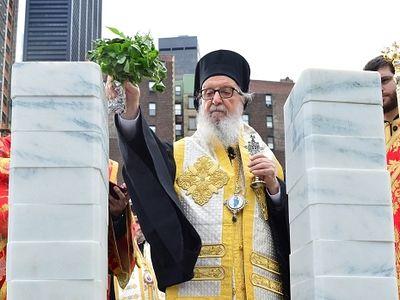В Нью-Йорке начали строить храм на месте разрушенного терактом 9/11