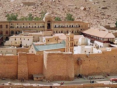 St. Catherine's Monastery on Sinai refutes reports about attacks on it