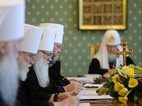 Священный Синод утвердил изменения в составе Общецерковного суда Русской Православной Церкви
