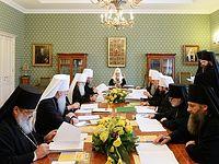Утвержден новый состав Межсоборного присутствия Русской Православной Церкви