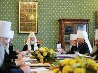 В.Р. Легойда прокомментировал основные итоги заседания Священного Синода