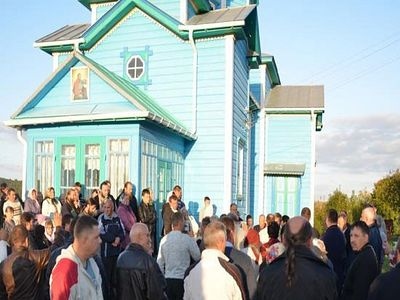 Attacks on the Church in Rivne Diocese continue