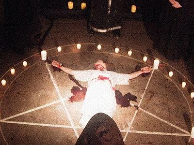 Сатанизм распространяется как эпидемия