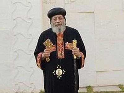 В Москву прибывает глава Коптской церкви